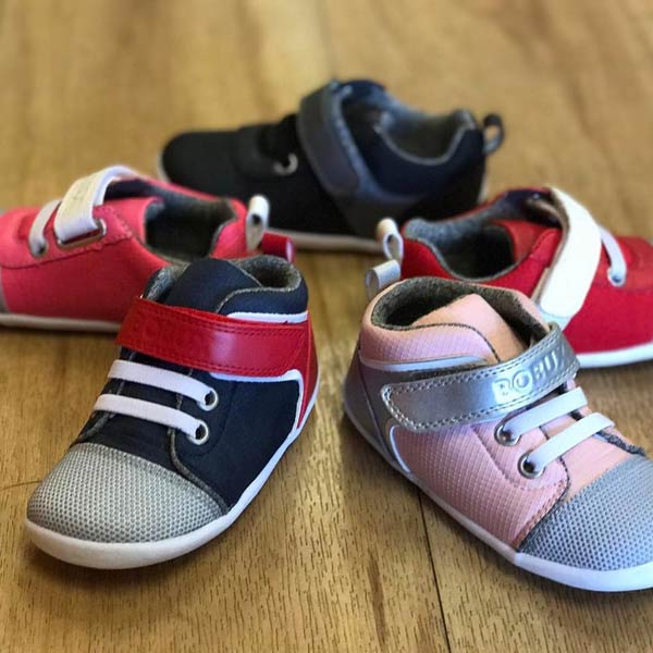 قیمت انواع کفش بچگانه