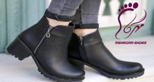 تولیدی کفش چرم زنانه تبریز