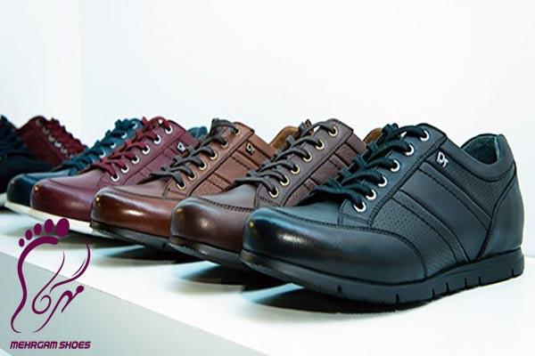 صادرات کفش چرم مردانه به عراق