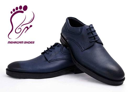تولید کفش اداری مردانه چرم در تبریز