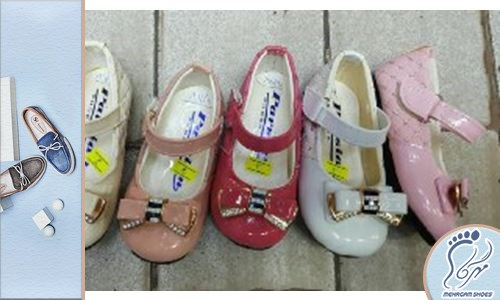 خرید کفش بچه گانه برای عید