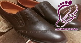 صادرات کفش چرم دست دوز تبریز
