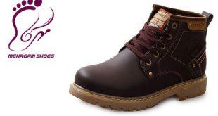 فروش کفش مردانه ساق بلند به صورت عمده
