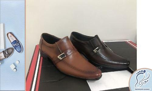 قیمت عمده کفش چرم مردانه