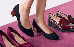 کفش سایز بزرگ زنانه عمده