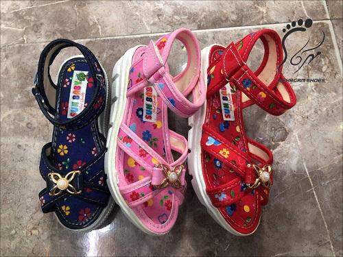 مدل جدید کفش بچه گانه دخترانه 98