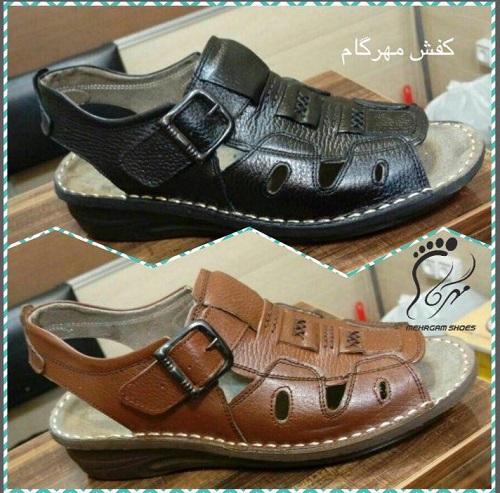 انواع کفش اصل تبریز