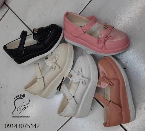 تولیدی کفش بچه گانه دخترانه