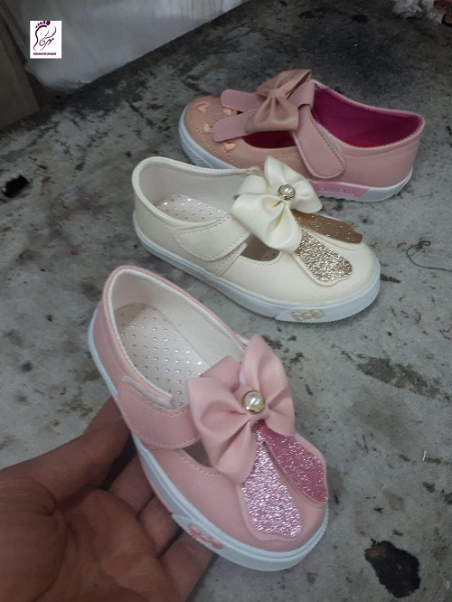 فروش عمده کفش بچه گانه دخترانه