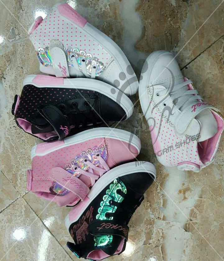 عکس مدل کفش اسپرت دخترانه