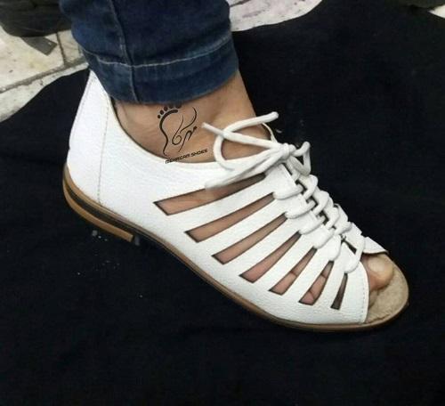 مدل کفش تابستانی زنانه با شیک ترین طرح های سال