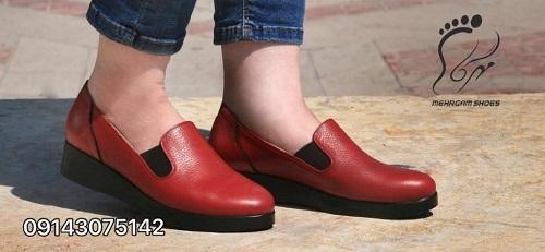 کفش طبی زنانه عمده