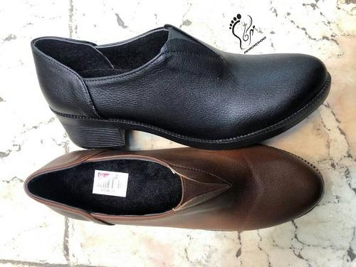 خرید عمده کفش چرم زنانه رسمی و اداری
