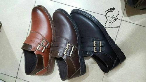 کفش مردانه بروگ