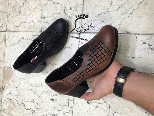 کفش چرمتبریززنانهبا قیمت