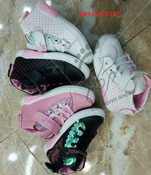 فروش کفش اسپرت هولوگرامی