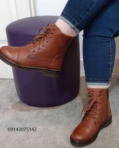 عکس مدل کفش زنانه زمستانی