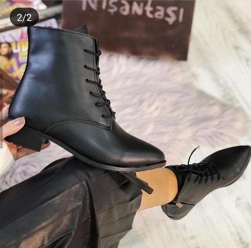 عکس جدیدترین مدل های کفش زمستانی زنانه