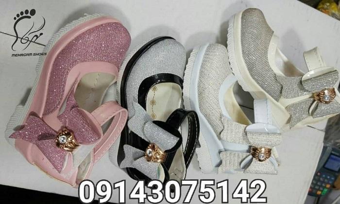 انواع مدل کفش بچه گانه در تهران