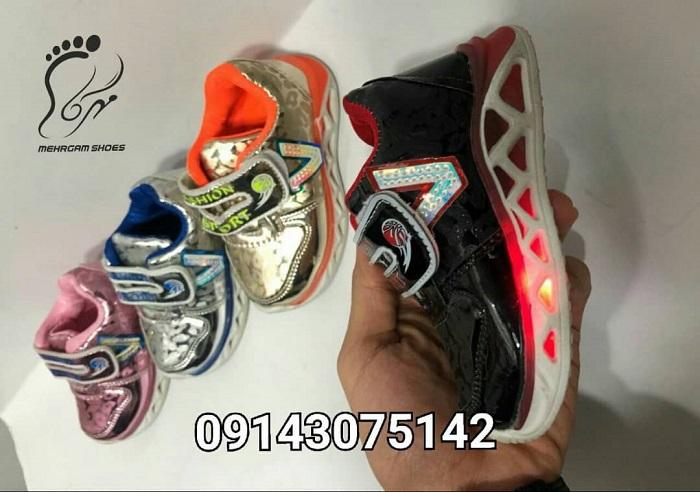 انواع مدل کفش بچه گانه پسرانه