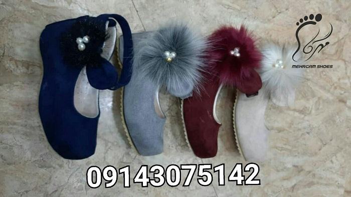 قیمت عمده محصولات تولیدی کفش بچه گانه مهرگام