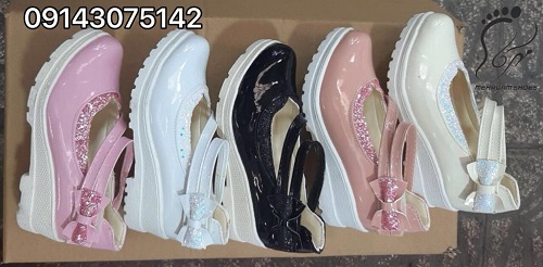 زیبایی مثال زدنی کفش پاشنه دار بچگانه