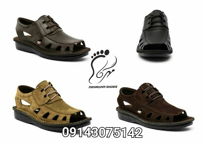 مدل کفش تابستانی مردانه تبریز