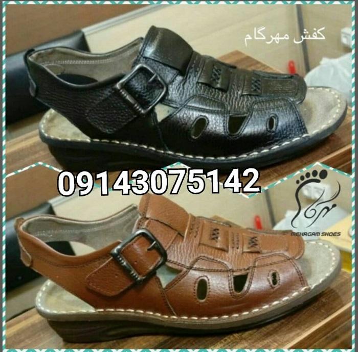 خرید کفش تابستانی مردانه ارزان