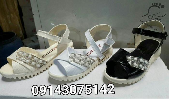 مدل کفش و صندل بچه گانه تابستانی