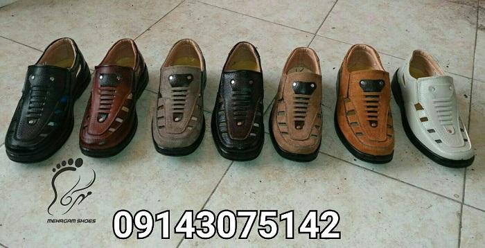 خرید اینترنتی کفش مردانه از تولیدی مهرگام