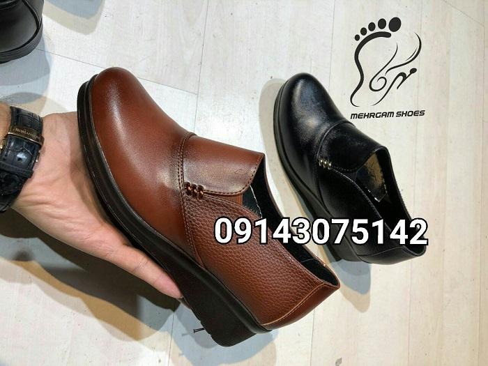 تولیدی کفش سایز بزرگ زنانه به صورت عمده