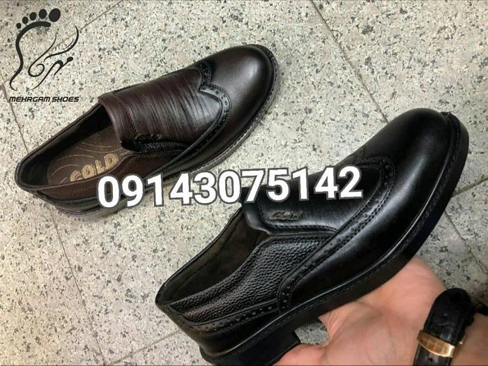 فروش عمده کفش مردانه چرم