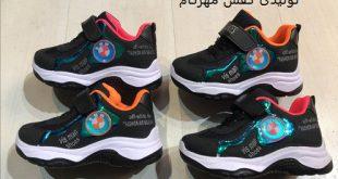 تولیدی کفش اسپرت مدرسه