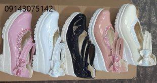 کفش پاشنه دار بچگانه