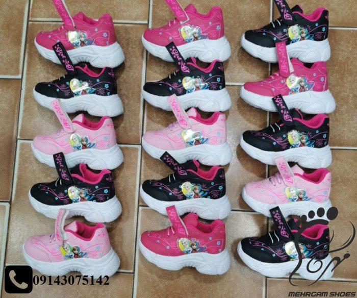 کفش مناسب مدرسه دخترانه