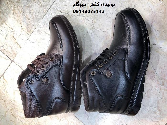کفش مردانه زمستانی شیک